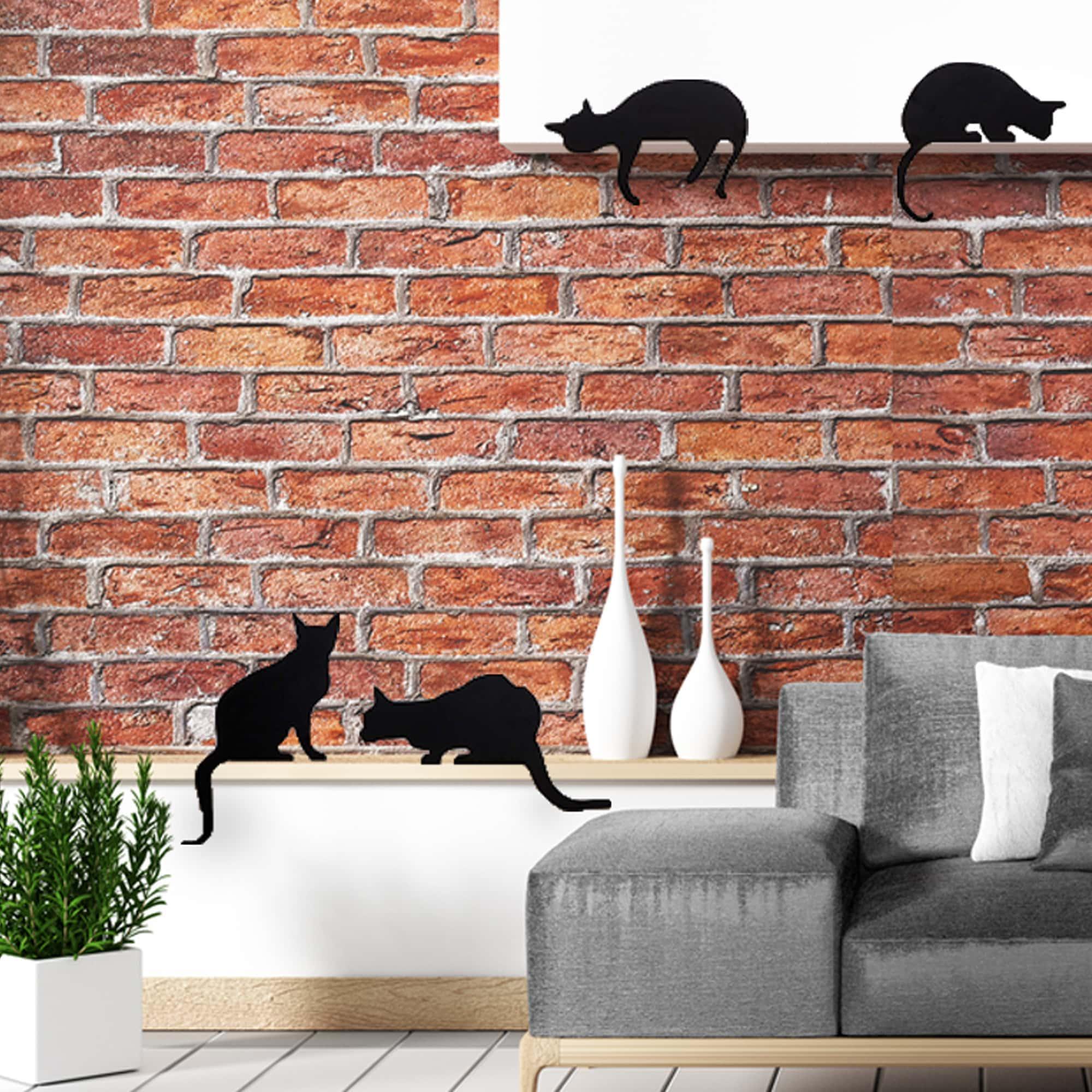 דיוה - פסלון חתול למדף