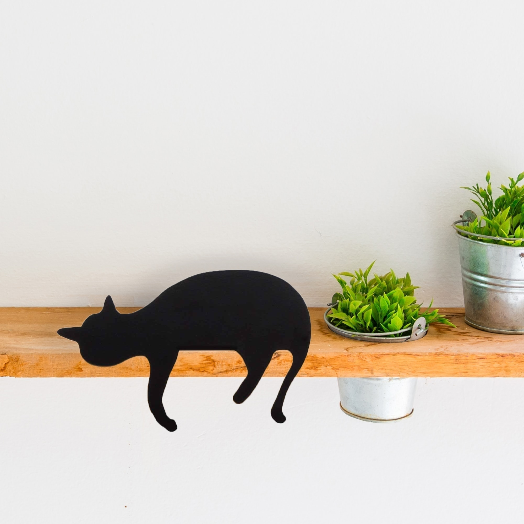 אוסקר - פסלון חתול למדף