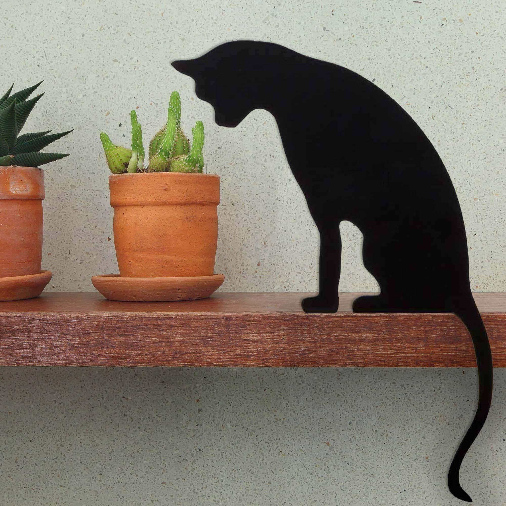 פרינסס - פסלון חתול למדף