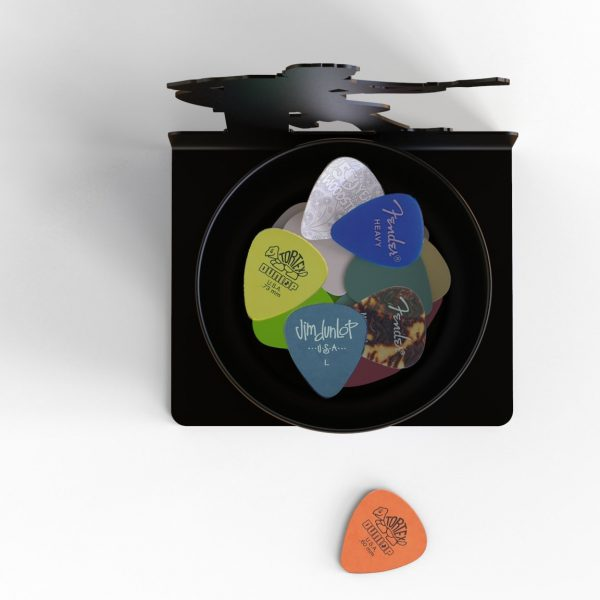 גיטריסט - מתקן לכסף קטן