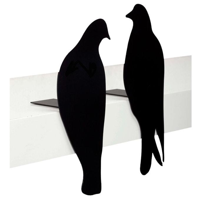 Lovebirds - Metal Sculptures by artoridesign
