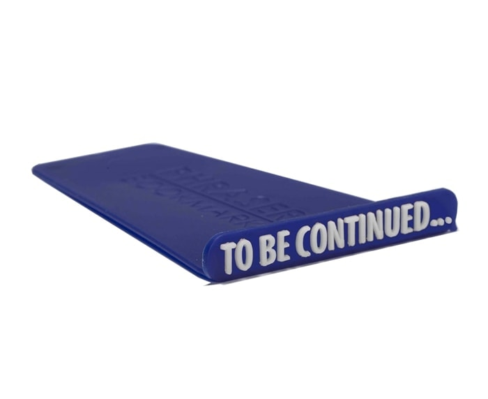 """Phraser - """"To Be Continued.."""" - Blue"""