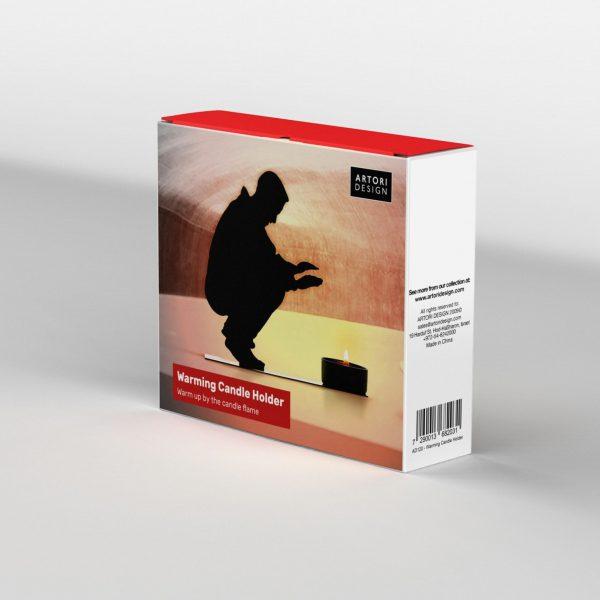 Warming Candle Holder by Artori Design