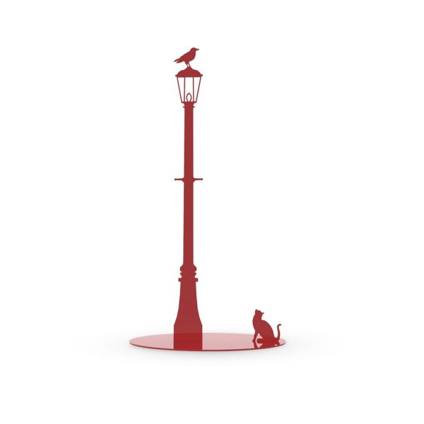 Artori Design Cat Vs. Crow - Kitchen Paper Towel Holder