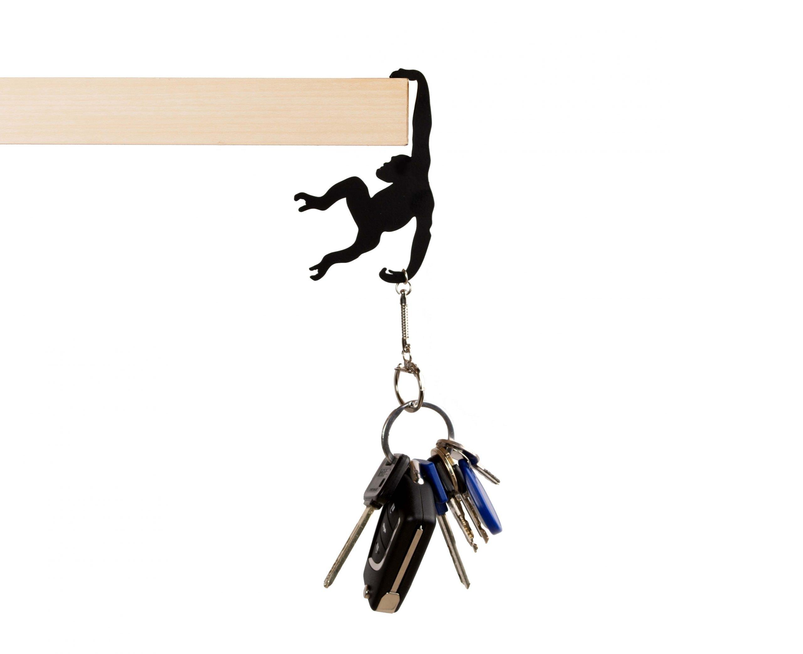 תלוי - אלברט ג'וניור - מתלה לתיק ומחזיק מפתחות